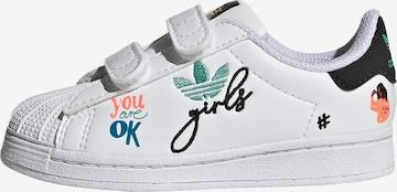 ADIDAS ORIGINALS Sneakers 'Superstar Pure' in White