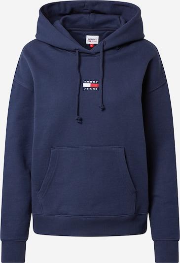 Tommy Jeans Sweat-shirt en bleu marine, Vue avec produit