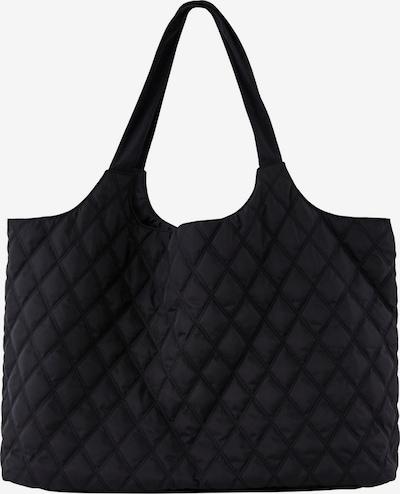 PIECES Nakupovalna torba | črna barva, Prikaz izdelka
