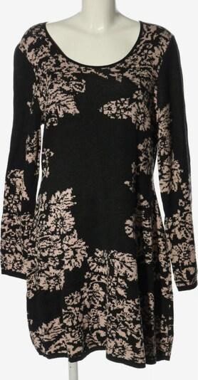 Cynthia Rowley Strickkleid in L in creme / schwarz, Produktansicht