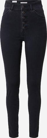 Jeans 'MILE' de la LEVI'S pe negru