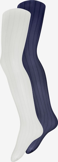 EWERS Collant en bleu marine / blanc, Vue avec produit