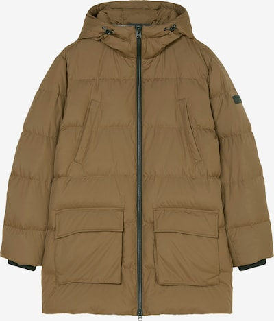Marc O'Polo Jacke in dunkelbraun, Produktansicht