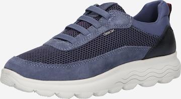 GEOX Sneaker 'SPHERICA' in Blau