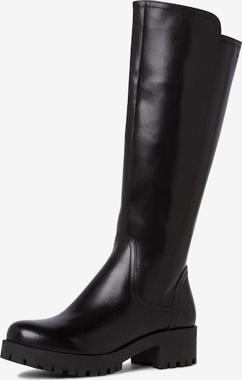 Cizme TAMARIS pe negru, Vizualizare produs