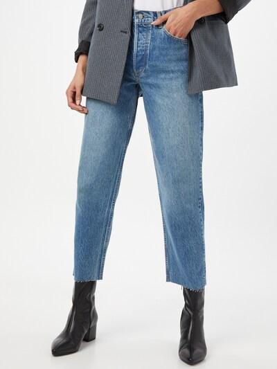 Boyish Jeans 'TOMMY' in blue denim, Modelansicht