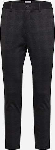 Lindbergh Chino trousers in Black