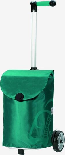 Andersen Shopper Einkaufstrolley 'Unus Shopper Pepe' 58 cm in türkis, Produktansicht