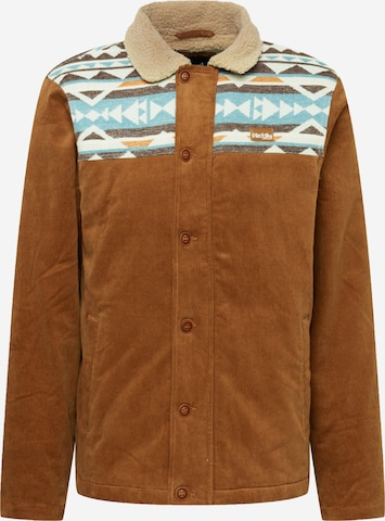 Iriedaily - Jacke en marrón