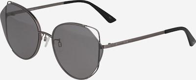 McQ Alexander McQueen Saulesbrilles 'MQ0286SA-001 63' pelēks / melns, Preces skats