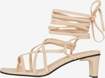 VERO MODA Sandalen in braun, Produktansicht