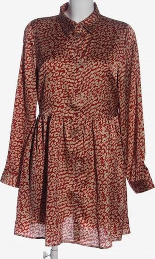 Ivivi Blusenkleid in L in creme / rot, Produktansicht