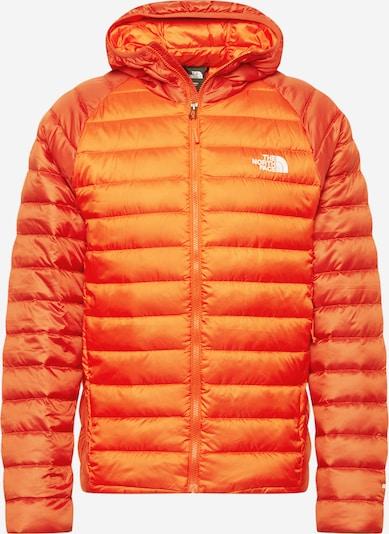 THE NORTH FACE Outdoorjacke 'TREVAIL' en lachs / orangerot, Vue avec produit