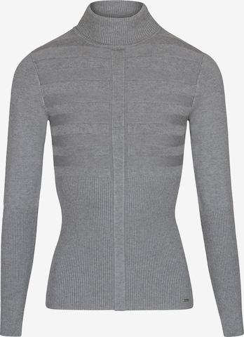 Morgan Pullover 'MENTOS' in Grau