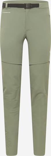THE NORTH FACE Pantalón deportivo en verde / blanco, Vista del producto