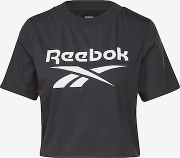 Reebok Classics Shirt in Schwarz