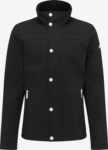 ICEBOUND Funksjonsjakke i svart