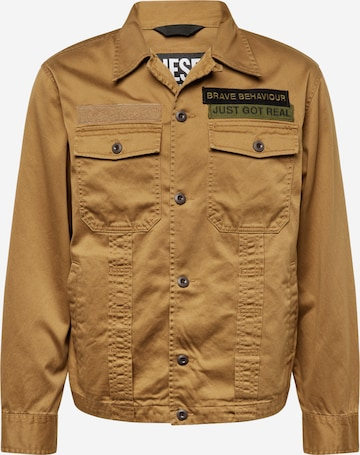 Veste mi-saison 'FULLER' DIESEL en beige