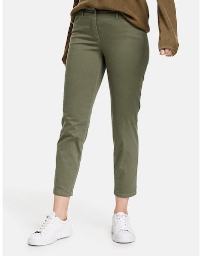 GERRY WEBER Jeans in khaki, Modelansicht