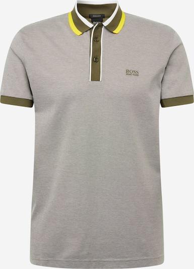 Tricou 'Paddy 2' BOSS ATHLEISURE pe galben / kaki / alb, Vizualizare produs