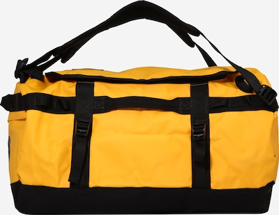 THE NORTH FACE Sac de voyage en jaune / noir, Vue avec produit