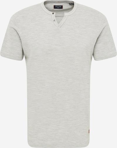 JACK & JONES T-Shirt in graumeliert, Produktansicht