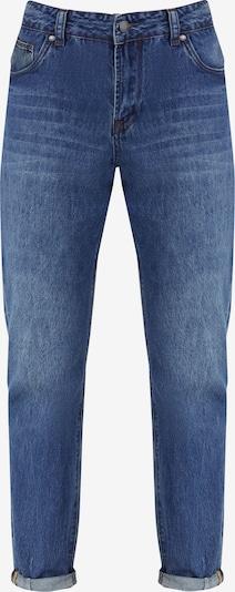 Finn Flare Jeanshose in blau, Produktansicht