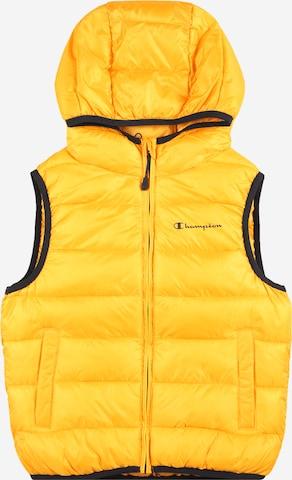 Champion Authentic Athletic Apparel Vest, värv kollane