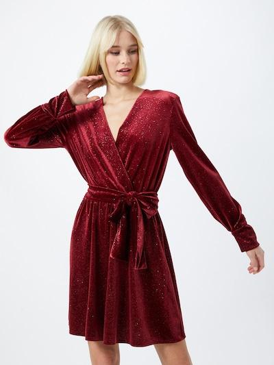 Rochie 'Perla' MAX&Co. pe roșu, Vizualizare model