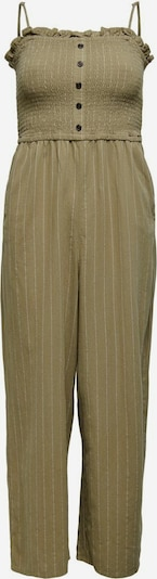 ONLY Jumpsuit in Khaki / White, Item view