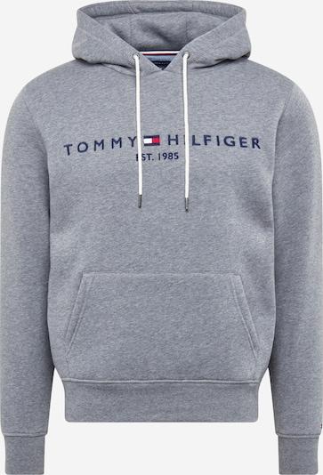 TOMMY HILFIGER Sweatshirt i gråmeleret, Produktvisning