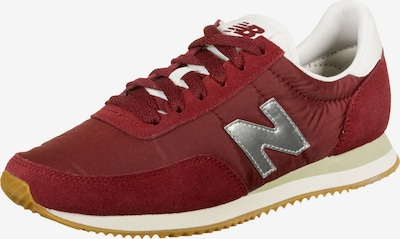 new balance Sneaker '720' in dunkelrot / weiß, Produktansicht