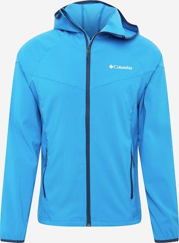 COLUMBIA Vabaajajope 'Heather Canyon', värv sinine