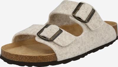 SHEPHERD OF SWEDEN Pantofle 'Cassandra' - krémová, Produkt