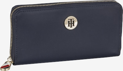 TOMMY HILFIGER Wallet 'Poppy' in Navy / Gold, Item view