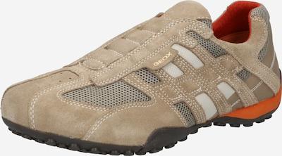 GEOX Sneaker in taupe, Produktansicht