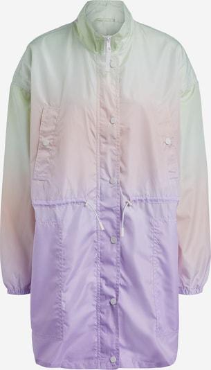 SET Jacke in pastellgrün / helllila / pastellorange, Produktansicht