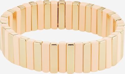 sweet deluxe Pulsera 'Estela' en oro / rosa claro, Vista del producto
