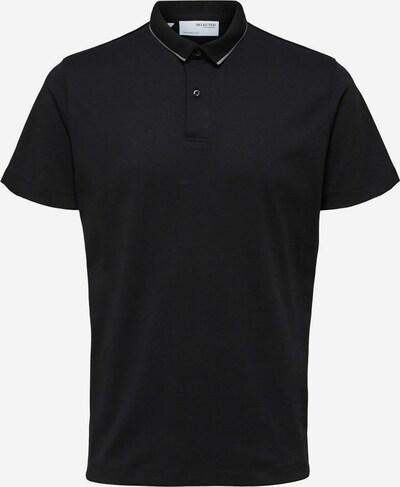 SELECTED HOMME Shirt in de kleur Zwart: Vooraanzicht