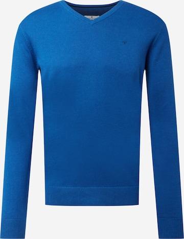 TOM TAILOR Sweter w kolorze niebieski