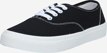 Sneaker low 'JAMIE' de la rubi pe negru