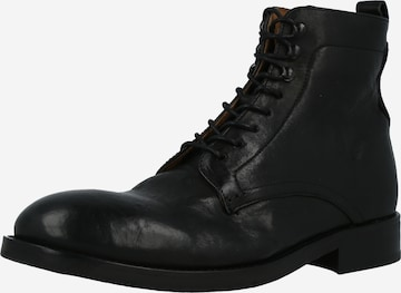 Hudson London Lace-up boot 'YEW' in Black