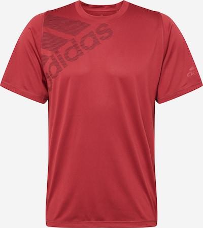 ADIDAS PERFORMANCE Funkční tričko 'BOS' - tmavě červená, Produkt