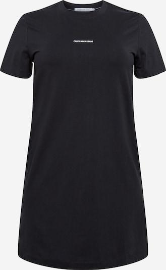 Calvin Klein Jeans Haljina u crna / bijela, Pregled proizvoda