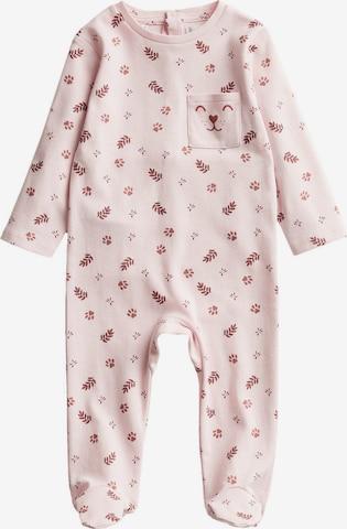 Pijamale de la MANGO KIDS pe roz