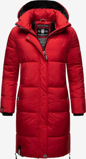 MARIKOO Winter Coat in Red, Item view
