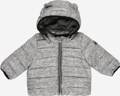 GAP Prehodna jakna | pegasto siva barva, Prikaz izdelka