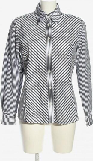 SEIDENSTICKER Hemd-Bluse in L in schwarz / weiß, Produktansicht