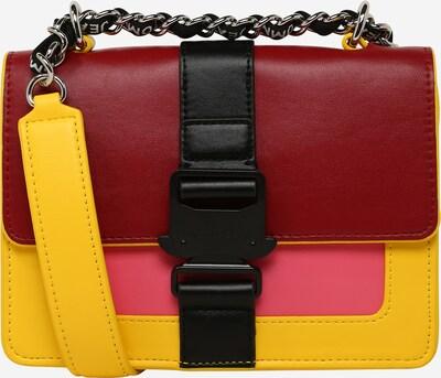 Tommy Jeans Taška cez rameno 'Item' - žltá / ružová / červená, Produkt
