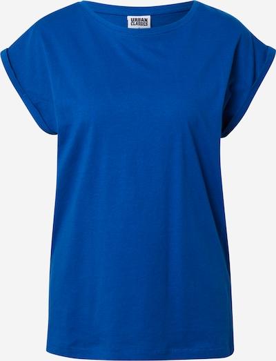 Urban Classics Curvy T-Shirt in blau, Produktansicht